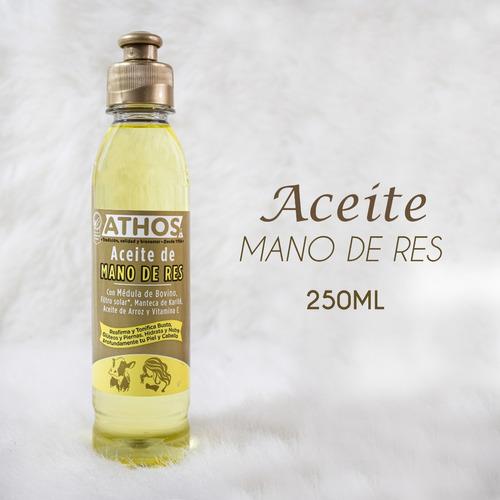 Aceite Mano De Res X250ml
