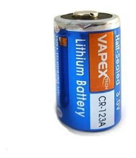 Pila Cr123 3v Lithium Vapex
