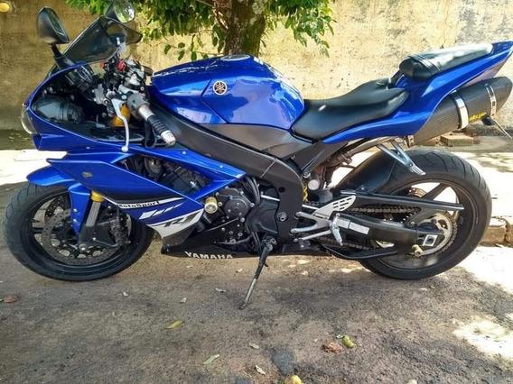 Yamaha Yzf- R1 2008