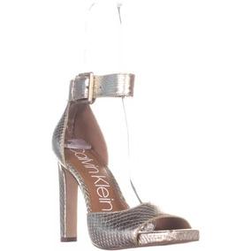 Zapatillas Calvin Klein Marinda Shiny Snake No. 34e2394-sgn