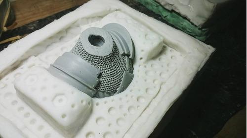 Caucho De Silicona P/ Moldes X 1 Kg - La Mejor Calidad