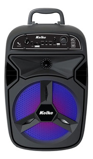 Parlante Portatil Bluetooth Jazz 80w Tws Radio Fm Musica Sd