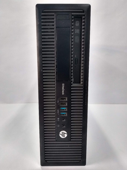 Desktop Hp Elite 800,intel Core I5 4670,240 Gb Ssd, 8 Gb Ram