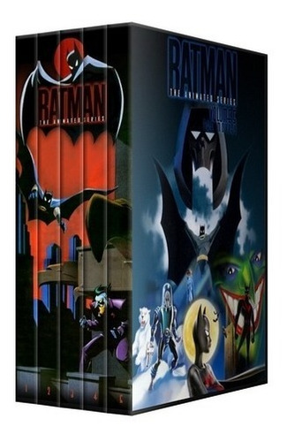 Batman La Serie Animada +  Películas
