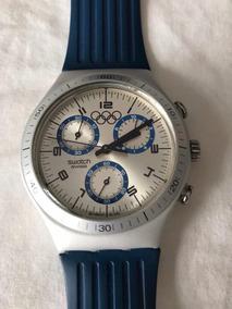 Relógio Swatch Irony Chrono Ycs1009