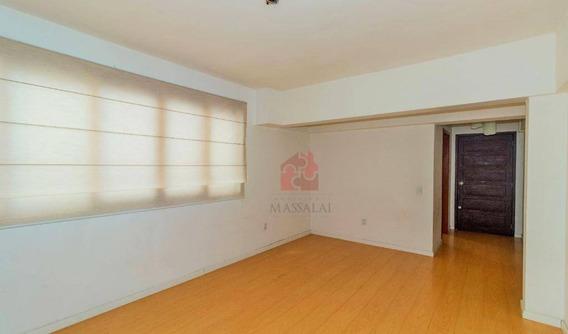 Apartamento Com 2 Dormitórios Com Garagem À Venda No Bairro Cidade Baixa - Porto Alegre/rs - Ap2246