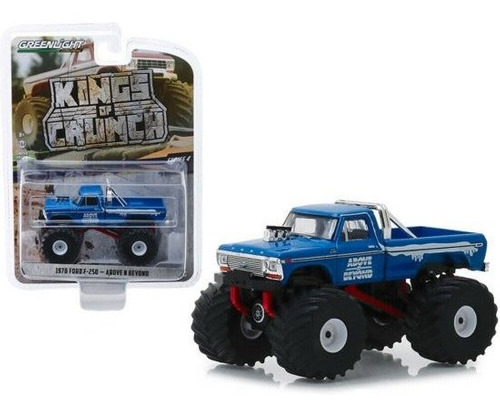 Greenlight Kings Of Crunch 1978 Ford F-250 Above N Beyond