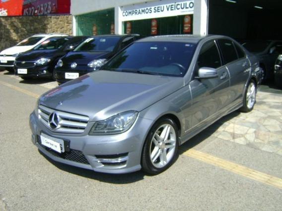 Mercedes-benz C 250 1.8 Cgi Sport 16v Gasolina 4p