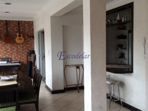 Cobertura Residencial À Venda, Santa Efigênia, São Paulo - Co0071. - Co0071