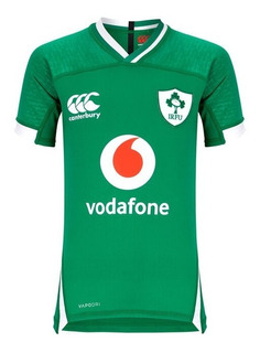 Camiseta Canterbury Irlanda Rugby 2019 World Cup Oficial