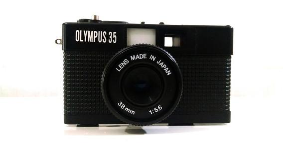 Olympus 35 Câmera Fotografica Vintage Para Decoração Retro