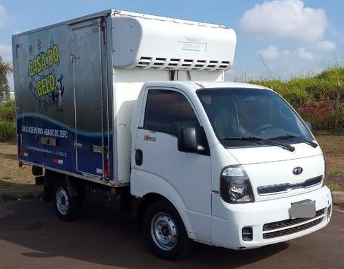 Kia Bongo 2.5 K2500 Turbo Diesel 2p Manual Refrigerado
