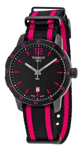 Tissot Quickster Zafiro T095.410.37.057.01 Reloj Mujer