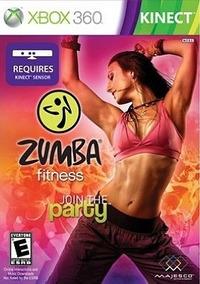 Jogo Zumba Fitness Join The Party Xbox360 Ntsc Em Dvd Origin