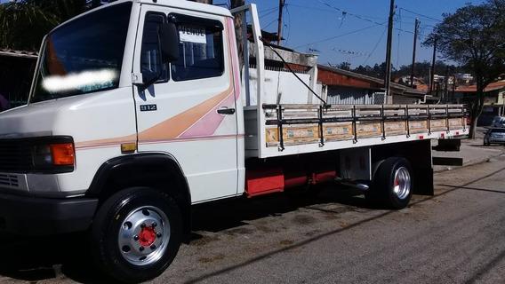 Mb 912 Impecavel!!!carroceria De Madeira!!!aceita Troca!!!