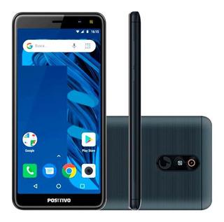 Smartphone Positivo Twist 3 Pro S533 Quad Core 64gb Grafite