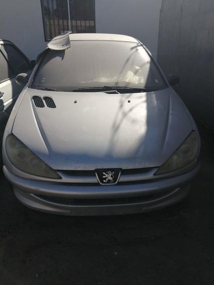 Peugeot 206 1.4 3p Xr Presence Equipado Mt 2004