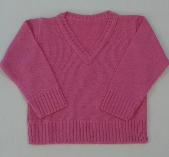 Uniforme Escolar Infantil Suéter Blusa Menino Menina Ref.036