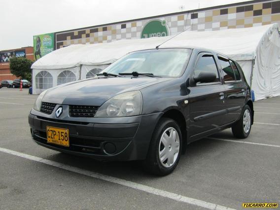 Renault Clio Autentique Mt 1600