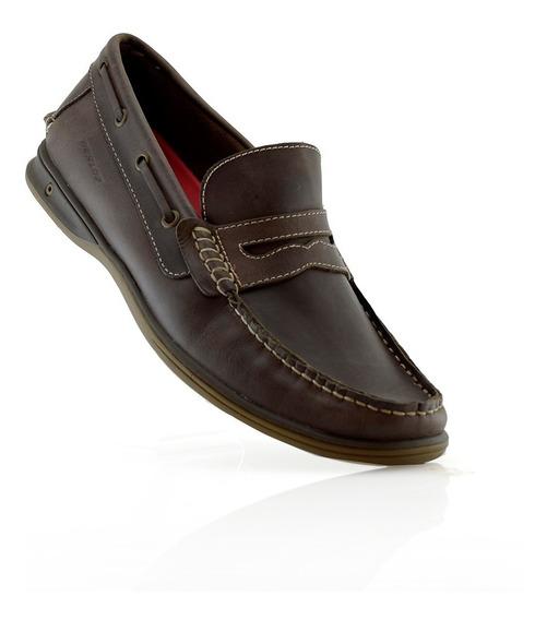 Mocasin Dunlop Cuero 2573-30 Elis Calzados