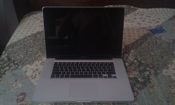 Macbook Pro 15 2009 C/ Problema No Carregamento Da Bateria