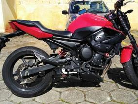 Yamaha Xj6 2011 Vermelho