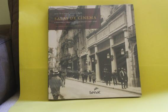 Salas De Cinema E História Urbana De São Paulo (1895-1930