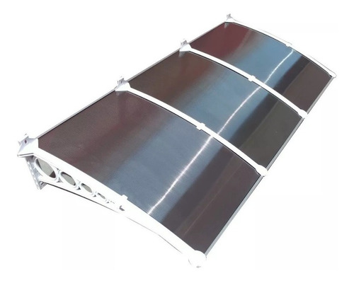 Toldo Modular Abs 6,50x0,70m - Policarbonato