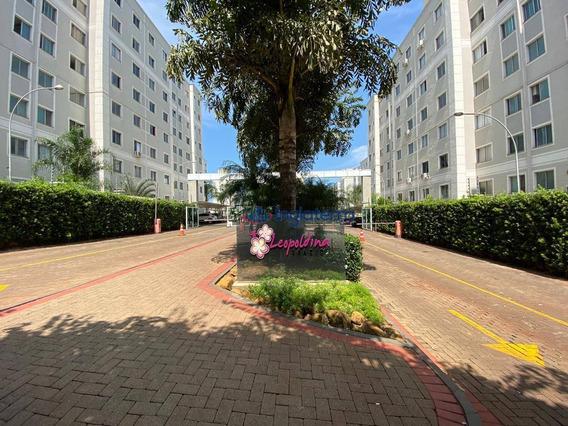 Apartamento Com 2 Dormitórios Para Alugar, 46 M² Por R$ 950,00/mês - Gleba Palhano - Londrina/pr - Ap0925