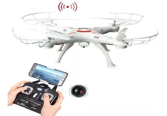 Drone Syma X5c 2.0 Mpx Hd 6 Axis 2,4ghz Pronta Entrega