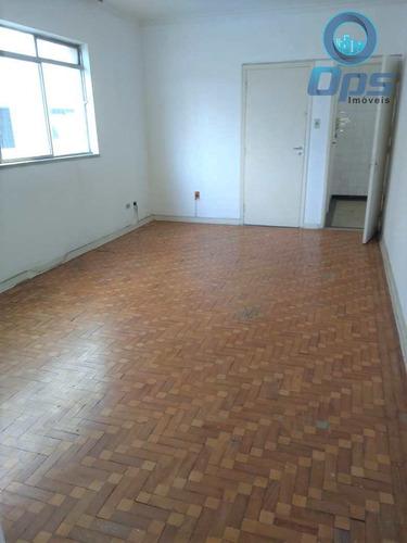 Apartamento Com 3 Dorms, Embaré, Santos, Cod: 5142 - A5142