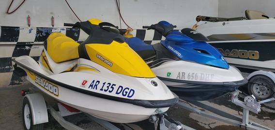 Dos Jetski Sea Doo Nuevos 30y40 Hrs No Yamaha Can Am