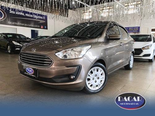 Imagem 1 de 9 de Ford Ka 1.5 Ti-vct Flex Se Sedan Automático