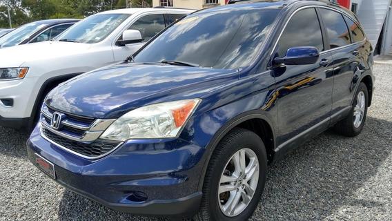 Honda Crv 4wd Azul 2011