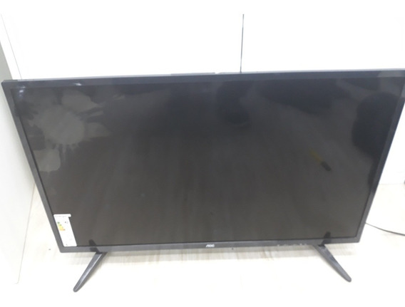 Tv Aoc Le32m 1475/25 Tela Quebrada