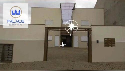 Kitnet Com 1 Dormitório Para Alugar, 27 M² Por R$ 800/mês - Pompéia - Piracicaba/sp - Kn0049