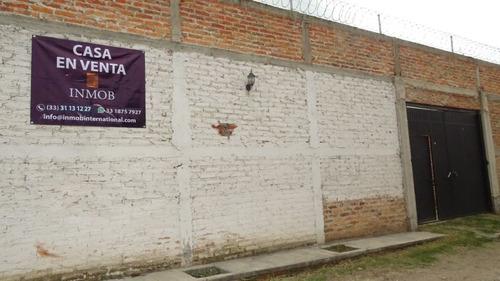 Imagen 1 de 11 de Casa Con Terraza En Venta, Jauja, Tonala