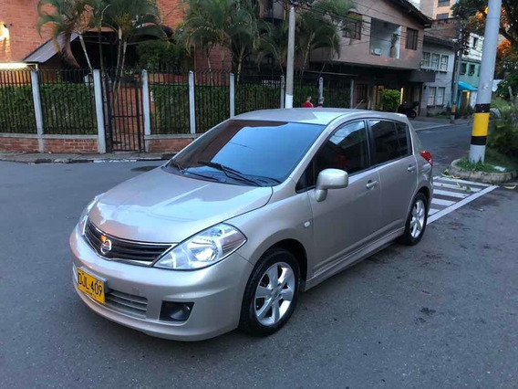 Nissan Tiida 2012 Automatico