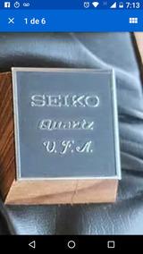 Seiko V.f.a Termo-compensado Quartz Cal.3823-7000! Fab.1971!