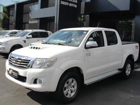 Toyota Hilux Cd 4x4 Srv 2013