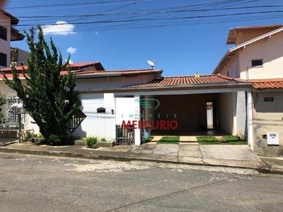 Casa Com 3 Dormitórios À Venda, 190 M² Por R$ 530.000 - Jardim Amaryllis - Poços De Caldas/mg - Ca2902