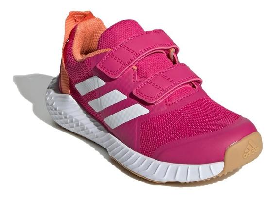 Zapatilla adidas Running Niña Fortagym Rosa Ras