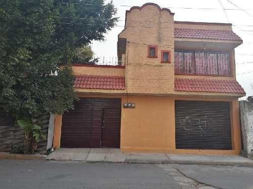 Casa Sola En Venta En Santa Cruz Amalinalco, Chalco, México