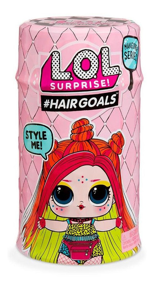 Boneca Lol - Hairgoals - Serie 2