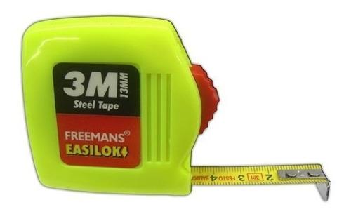 Imagen 1 de 6 de Cinta Metrica  Freemans 13mm Eas 3m