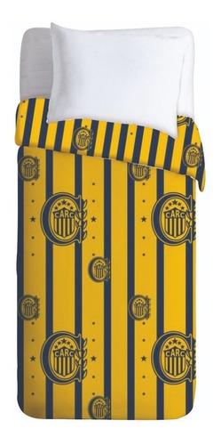 Cubrecama Cover Casablanca Rosario 1 1/2 Pl R Ct Plumitaa