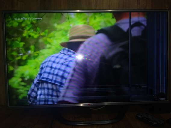 Tv LG Led 42 Modelo 42la6130 (defeito Verificar Anúncio)