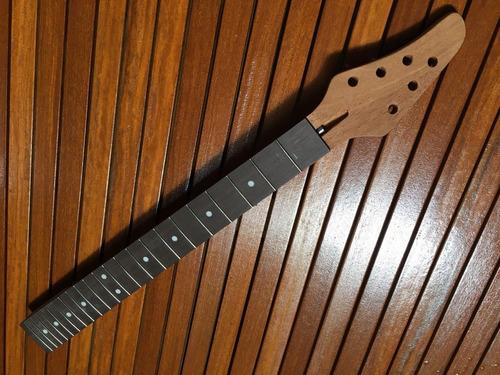 Braço Guitarra Modelo Mayones Em Mogno