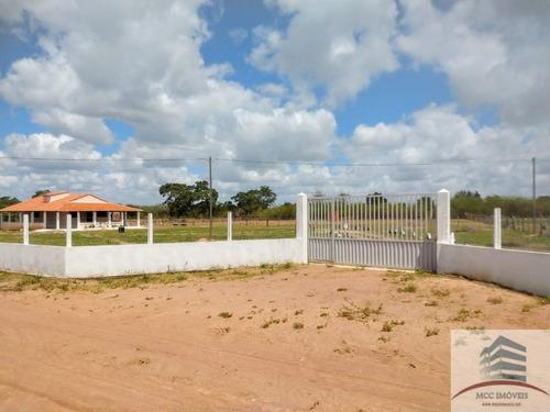 Imagem 1 de 30 de Granja A Venda Em Macaíba