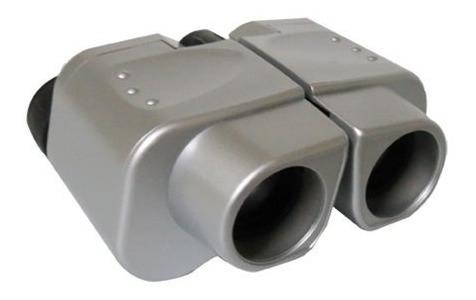 Binocular 6 X 20 6 Plata Punta 356 Silver Obi